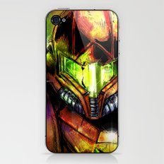 Samus iPhone & iPod Skin