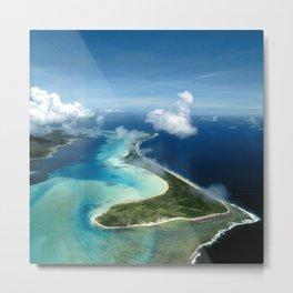 Bora Bora: South Pacific Paradise Metal Print