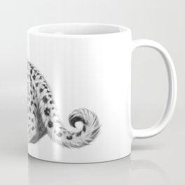 Snow Leopard cub g142 Coffee Mug