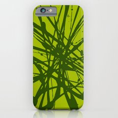 Bloom Green Slim Case iPhone 6s