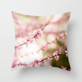 Beautiful Light Throw Pillow