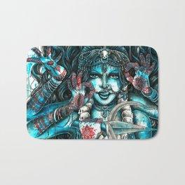 Goddess Kali Bath Mat