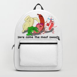 Meat sweats Backpack