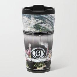 I see mountains Travel Mug