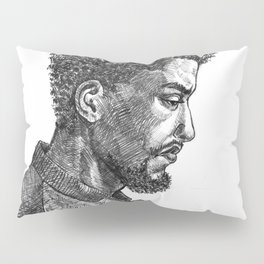 Thinking Pillow Sham