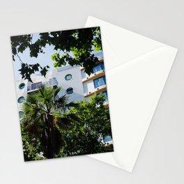 Retro Tropical Stationery Cards