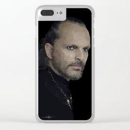 Te amaré Clear iPhone Case