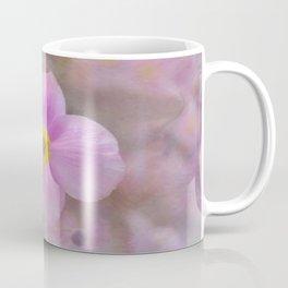 Pink Anemone Coffee Mug