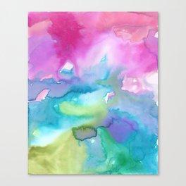 Joyscape V Canvas Print