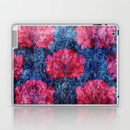 Art Deco Poppies Laptop & iPad Skin