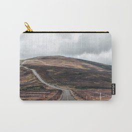 Cairngorms national park view Carry-All Pouch