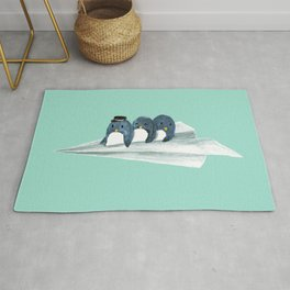 Let's travel the world Rug