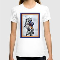 gundam T-shirts featuring Gundam Pride by Julie Maxwell