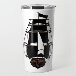 Pirate Ship Travel Mug