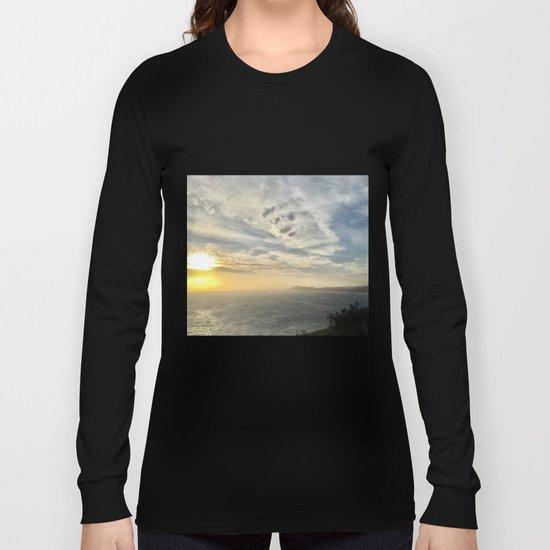 Hawaii View Long Sleeve T-shirt