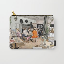 Coracle Cafe Carry-All Pouch