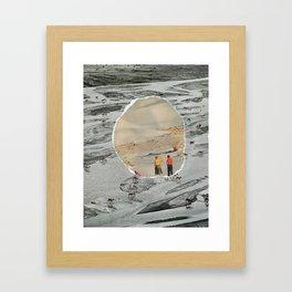 portal (ii)  Framed Art Print