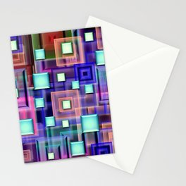 Color corners  Stationery Cards