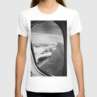 plane T-shirts featuring Plane by Laheff