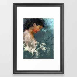 dream dream Framed Art Print