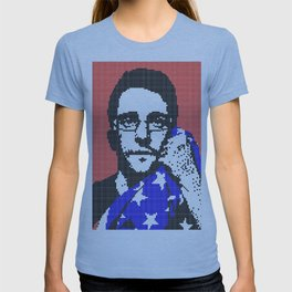 Snowden Revolution T-shirt