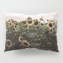 In The Sunflower Field Pillow Sham