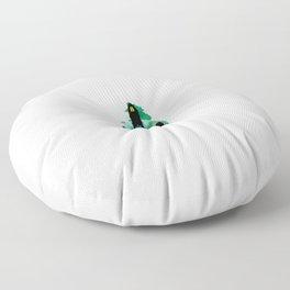 Spacship Floor Pillow