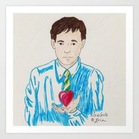The Generous Heart Art Print