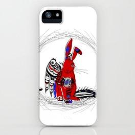 Nanabozho iPhone Case