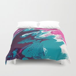 Charmer School Duvet Cover