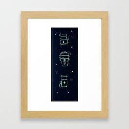 vbv Framed Art Print