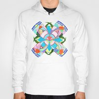 arab Hoodies featuring Blossom by Heaven7