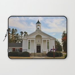 Church At The Lake Laptop Sleeve