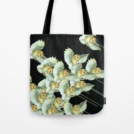 Killer Owls Tote Bag