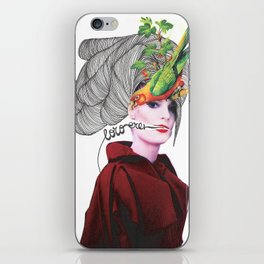 loro eres iPhone Skin