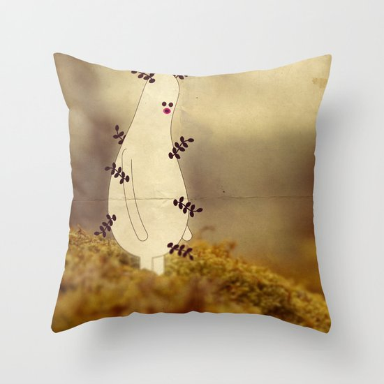 i m p i a n t a t o Throw Pillow