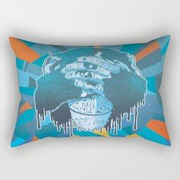 Mizaru Rectangular Pillow