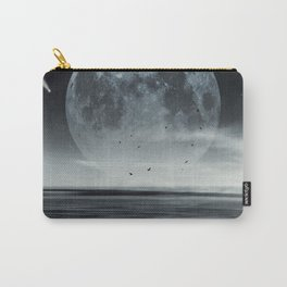 oceans of tranquility Carry-All Pouch