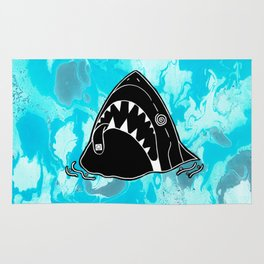 Jaws Tripping Rug