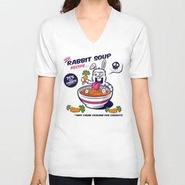 Rabbit Soup Unisex V-Neck
