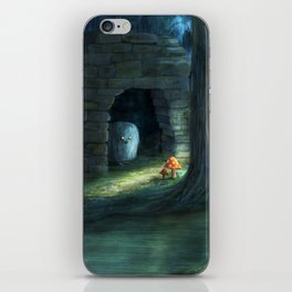 The Toadstools iPhone Skin