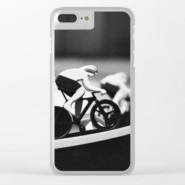 La grande Boucle Clear iPhone Case