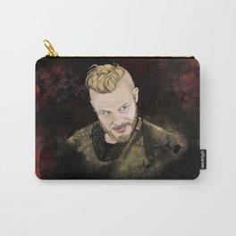 Ragnar Lodbrok, digital portrait Carry-All Pouch