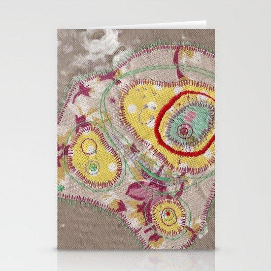 Amoeba 3 Stationery Cards