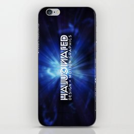 Halucinated Design + Motion Graphics iPhone Skin