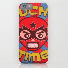 Lucha Time iPhone Case
