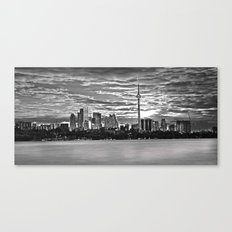 A view of downtown Toronto. Canvas Print