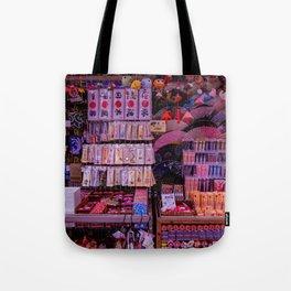 Matsuri Madness Tote Bag