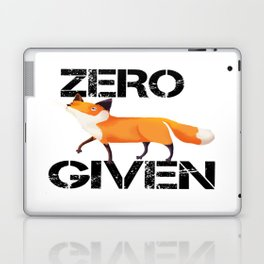 Zero Fox! Laptop & iPad Skin