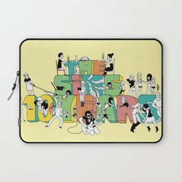 Cheers Laptop Sleeve